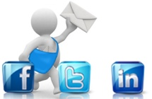 Stay Connected With TRS Online Using Social Media and Email.